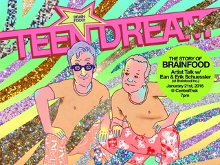 CentralTrak presents Teen Dream by Brainfood's Ean and Erik Schuessler